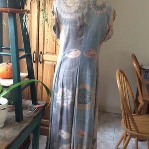 68874c1a989 Handmade Dresses - Beautiful handmade rayon batik dress